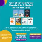 Ebook Belajar Menulis Buku
