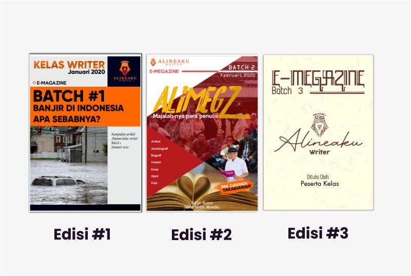 E-magazine Alineaku